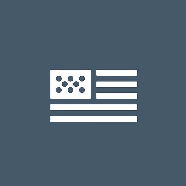 USA Grown Hemp Non-GMO badge
