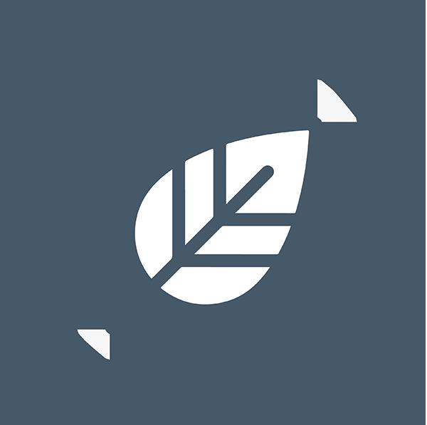 100% Vegan Symbol